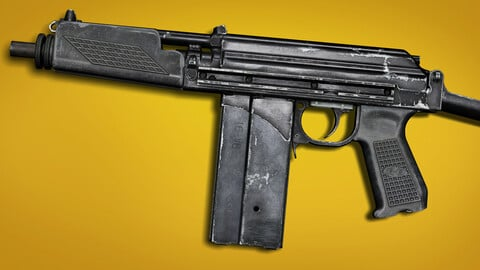 9A-91 Assault Rifle
