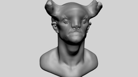 Free Creature Head