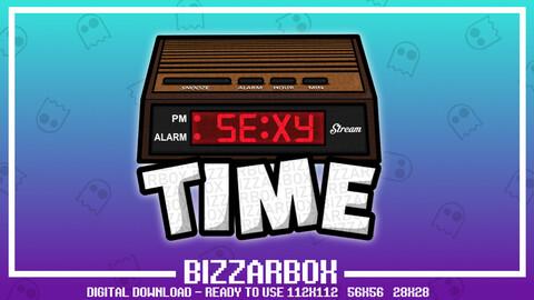 Twitch Emote: Sexy Time