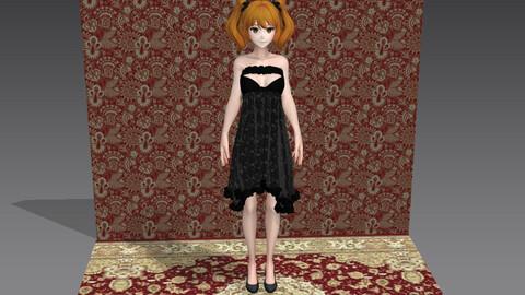 anime clothers bra