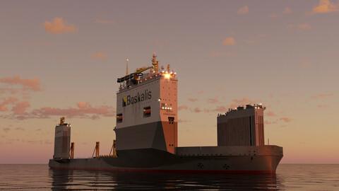 Boka Vanguard Heavy transport