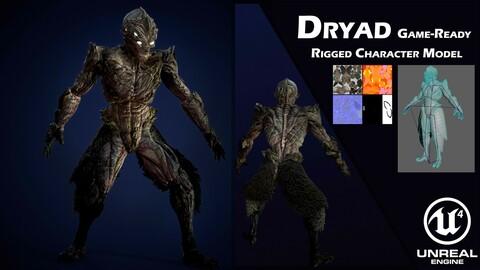 Dryad (Mutant Tree Zombie)