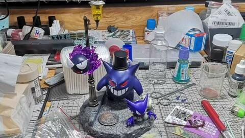 Gengar of Pokémon