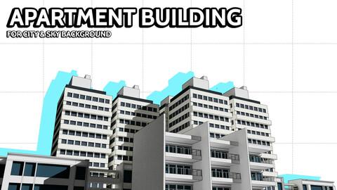 APARTMENT BUILDINGS #1