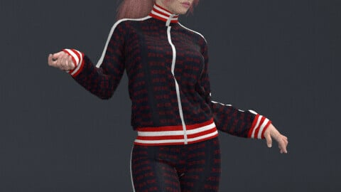 Grucci tracksuit for G8