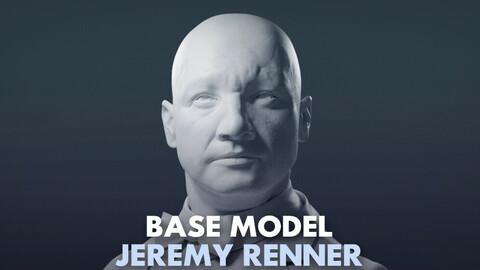 Jeremy Renner Base Model