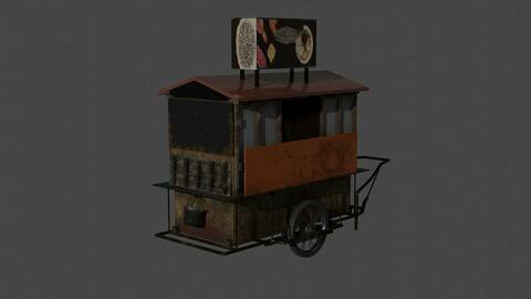 Yatai food cart