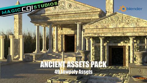 Ancient Assets Pack