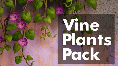 Vine Plants Pack