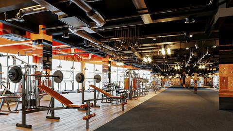 Gymroom Design