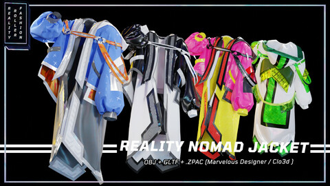 Reality Nomad - Outerwear / Jacket