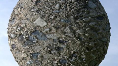 Gravel 34 PBR Material