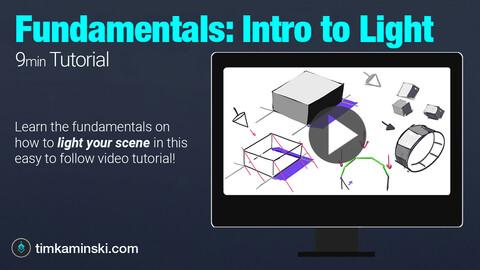 Tutorial: Fundamentals - Intro to Lighting