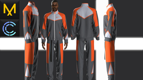 New concept Marvelous Clo3D Outfit Male