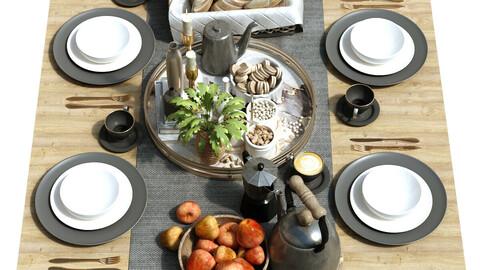 tableware set 152