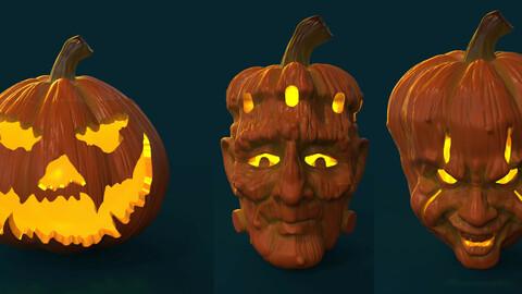 Lantern Jacks 3D print model