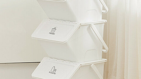 Modernale Recycling Separation bin 3p
