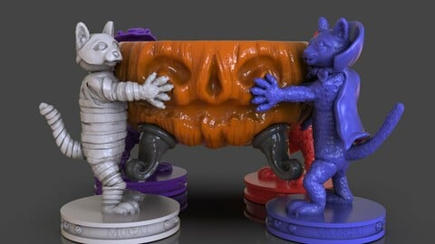 The Great Pumking Dance Candy Dispenser