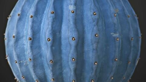 Blue Cactus Material