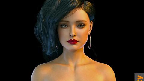 Female Model - Lucy