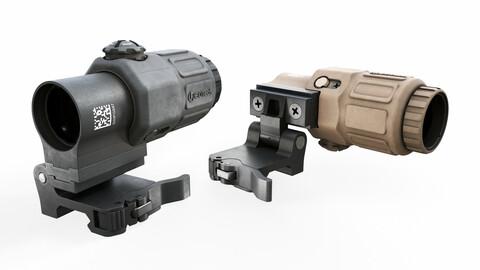 EOTech G33 3x Flip to Side Magnifier