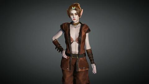 Fantasy Female Character 10