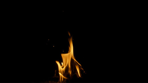 Big Flame – Campfire Set One