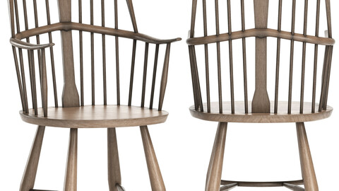 Originals Chairmakers Chair by L Ercolani