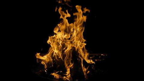 Camp Blaze – Campfire Set Two