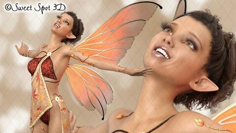 Autumn Fairy 01