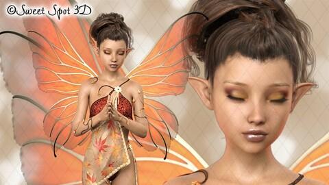 Autumn Fairy 03