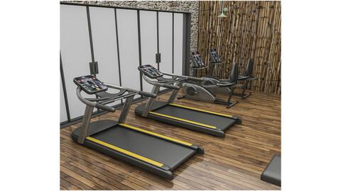 3D gym full