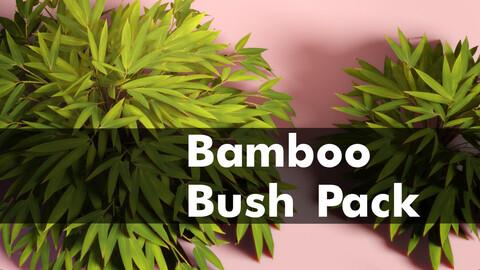 Bamboo Bush Pack