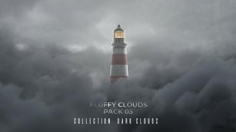 Fluffy Clouds Pack 03 & Cloud Node Shader