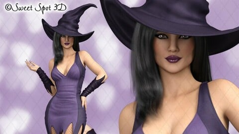 Hot Witch 03