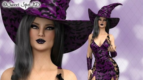 Hot Witch 10