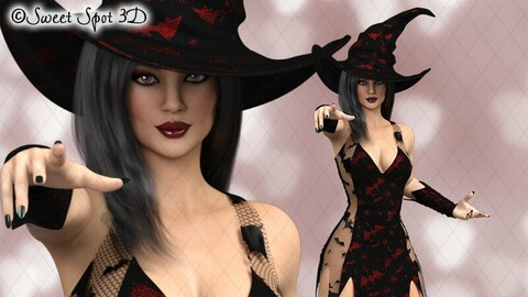 Hot Witch 14