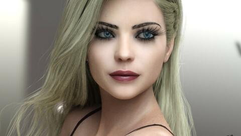 Lauren for Genesis 8 Female