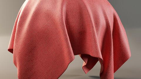 PBR - FAKE FABRIC / PLASTIC CLOTH - 4K MATERIAL