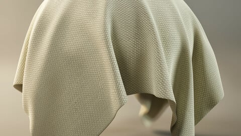 PBR - RESISTANT SYNTHETIC FABRIC - 4K MATERIAL