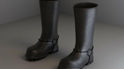 Boots (3D model)