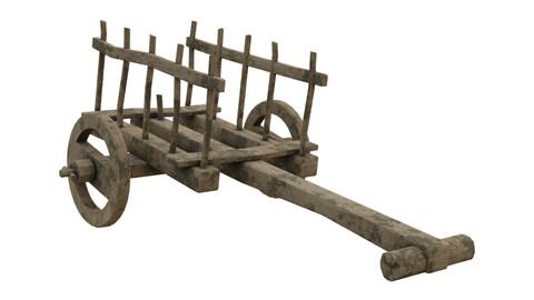Egyptian Cart