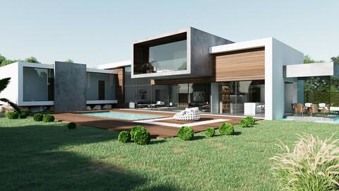 Modern Exterior House SA