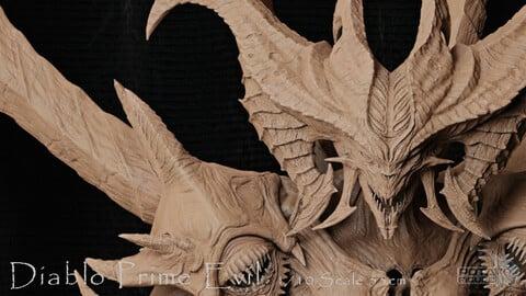 Diablo Prime Evil Lite - 3D print