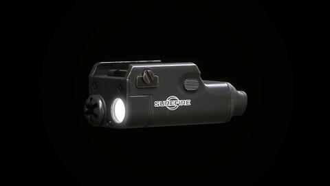 Surefire XC1 Flashlight