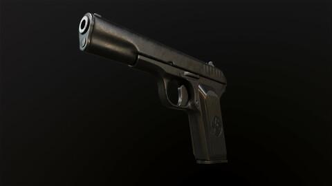 Tokarev TT-33 (2 versions)
