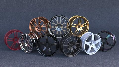 Tuner Wheels Free
