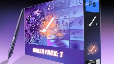 Photoshop Brush Pack 1