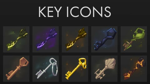 Key Icons Pack