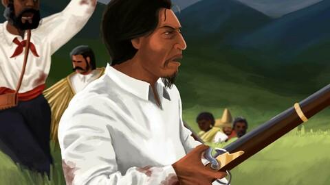 Altamirano in Ayutla Revolution